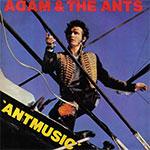 """""""Antmusic"""" sleeve"""