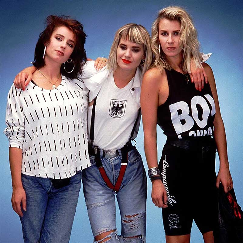 Bananarama Sound Of The Crowd