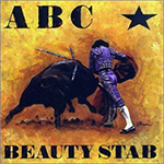 Beauty Stab LP sleeve