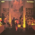The Visitors LP sleeve