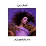 Hounds Of Love CD sleeve