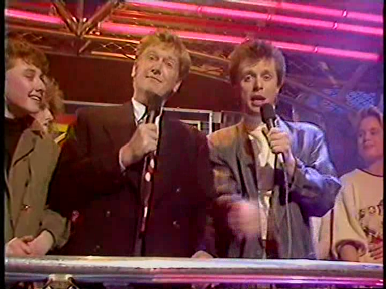 Mike Smith & Nicky Campbell