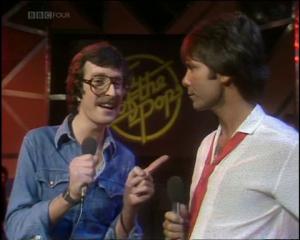 Steve Wright & Cliff Richard