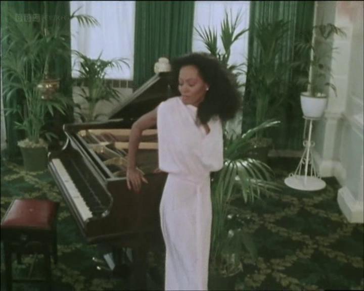 Diana ross 1980s