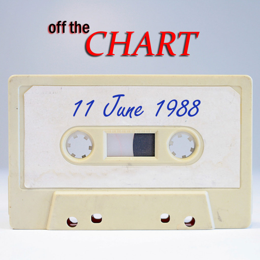 Off the chart 11 june 1988 the sound of the crowd for 1988 music charts