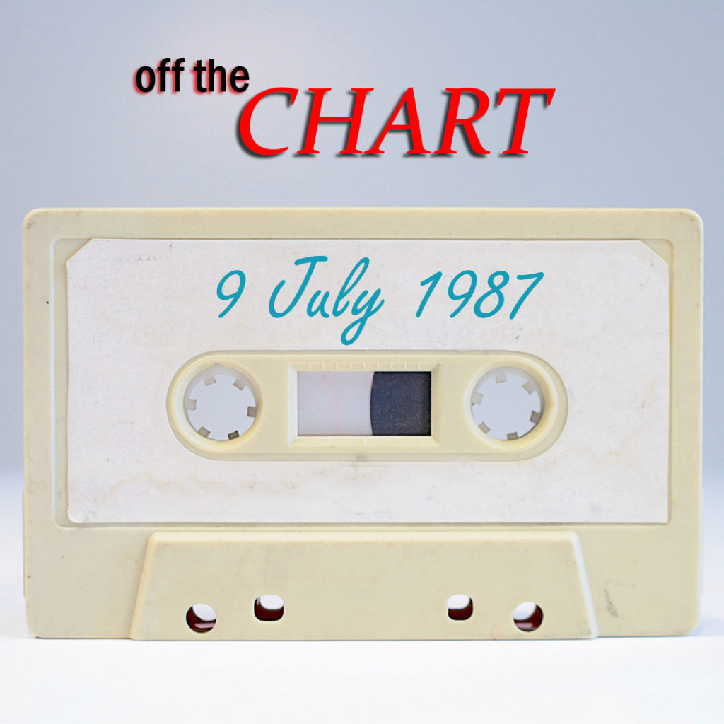 Off The Chart: 9 July 1987