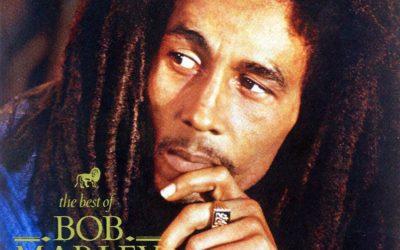 Bob Marley Legend sleeve