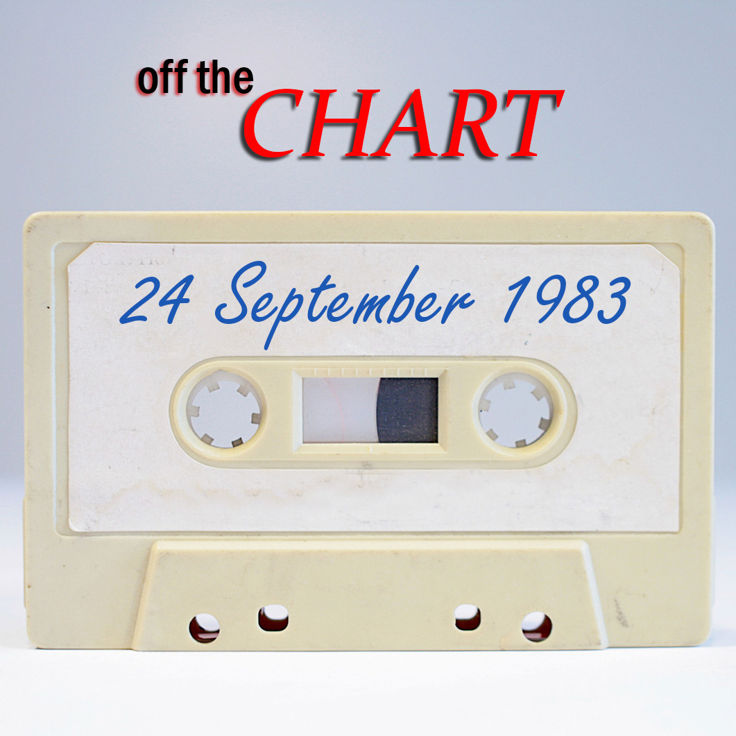 Off The Chart: 24 September 1983