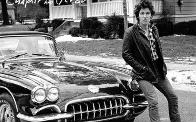 Bruce Springsteen Chapter & Verse sleeve