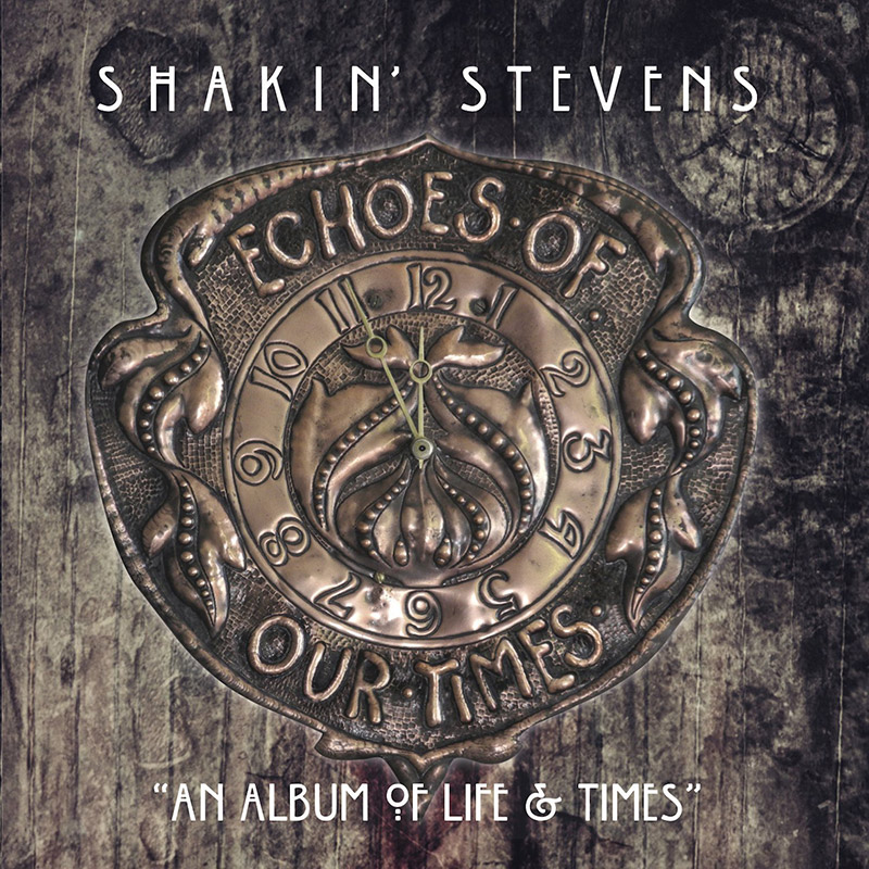 "Review: Shakin' Stevens, ""Echoes Of Our Times"""