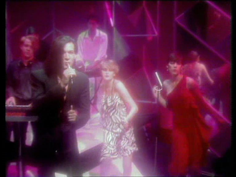 """Don't kid yourself you've seen it all before"" – Top of the Pops, 6 August 1981"