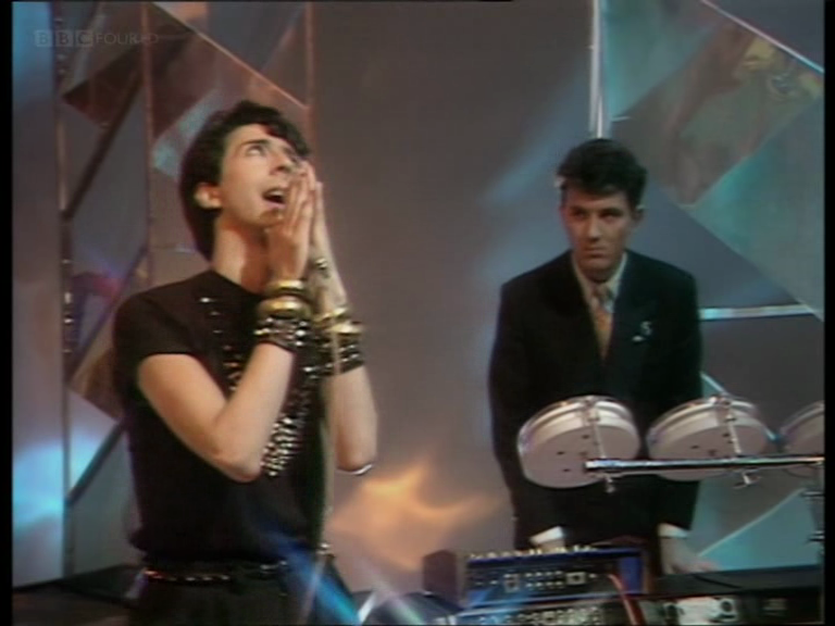 """Time just rolls on and on"" – Top of the Pops, 13 August 1981"