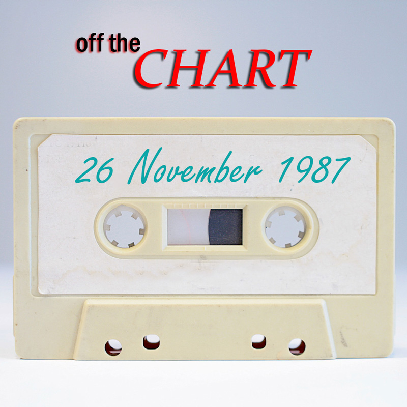 Off The Chart: 26 November 1987