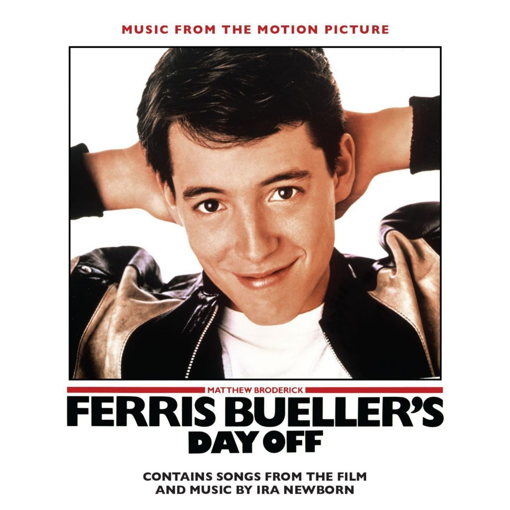 Ferris Bueller's Day Off soundtrack