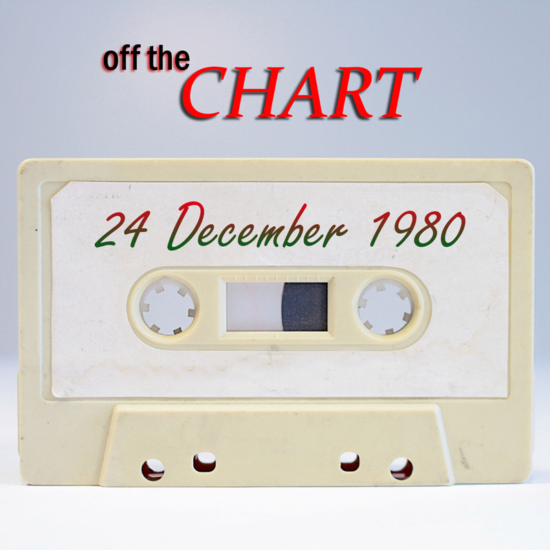 Off The Chart: 24 December 1980