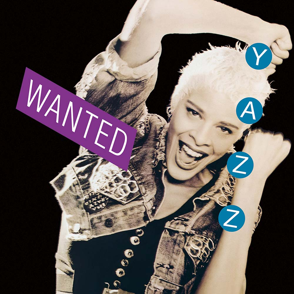 """Yazz: """"Wanted"""" 3CD deluxe edition"""