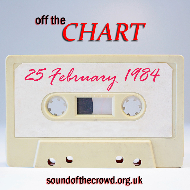 No 1 uk charts 1984 book