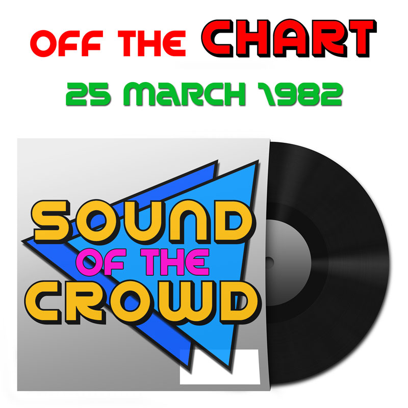 Off The Chart: 25 March 1982