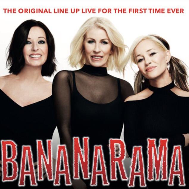 Bananarama 2017
