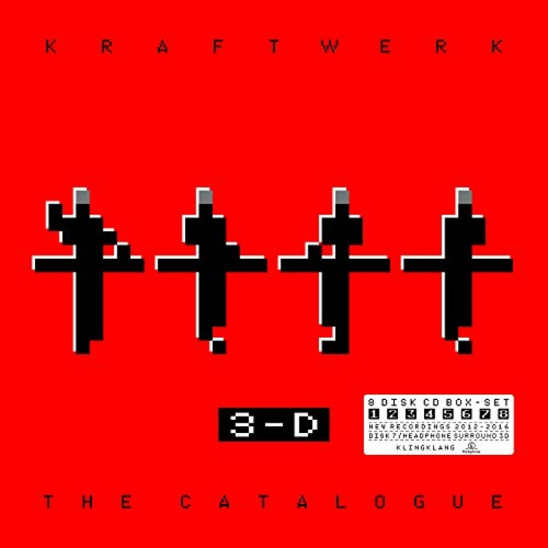 Kraftwerk: 3-D - The Catalogue