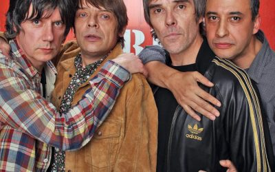 The Stone Roses in 2017