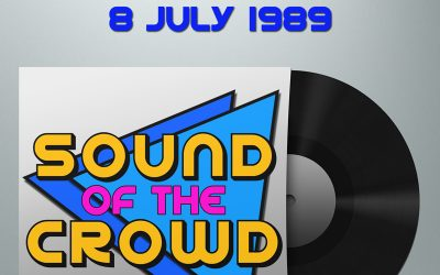 Off The Chart: 8 July 1989