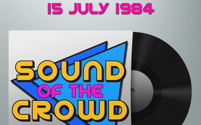 Off The Chart: 15 July 1984