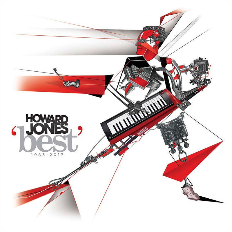 "Howard Jones ""Best"""