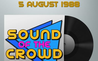 Off The Chart: 5 August 1988