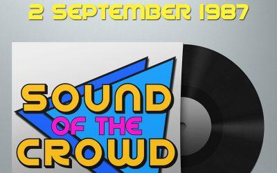 Off The Chart: 2 September 1987