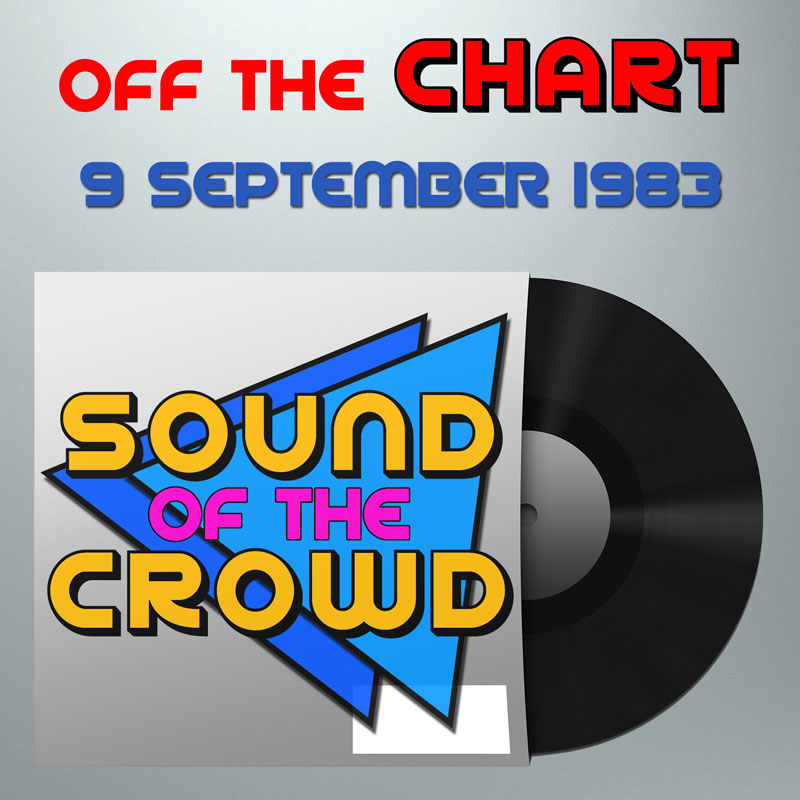 Off The Chart: 9 September 1983