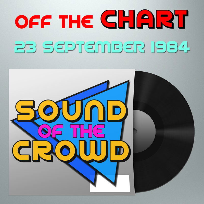 Off The Chart: 23 September 1984