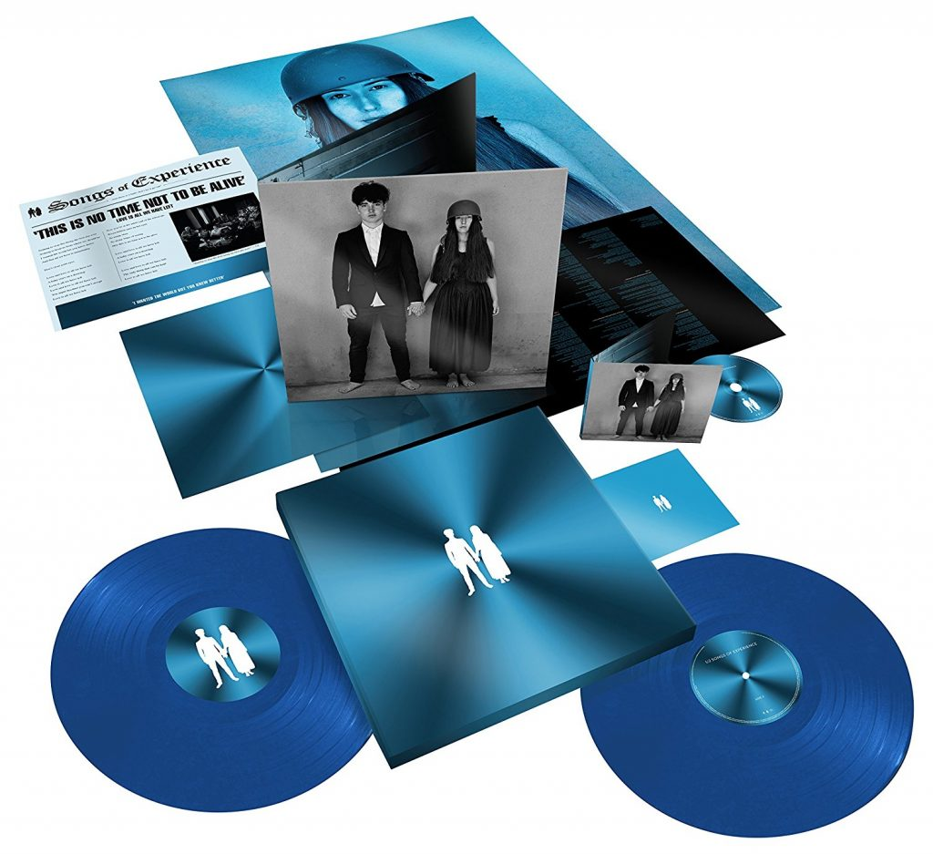 "U2 ""Songs of Experience"" box set"