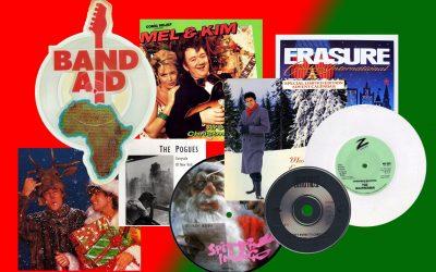 Some '80s Xmas singles