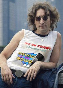 John Lennon, some time ago