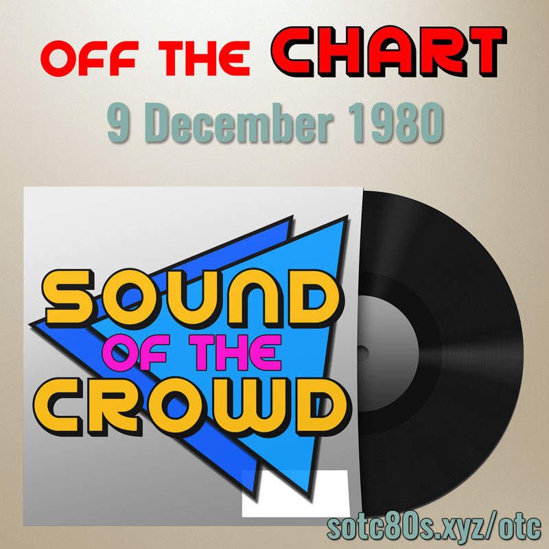 Off The Chart: 9 December 1980