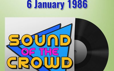 Off The Chart: 6 January 1986