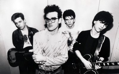 The Smiths in 1984