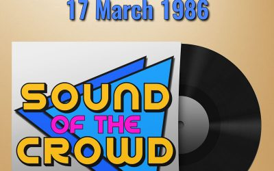 Off The Chart: 17 March 1986