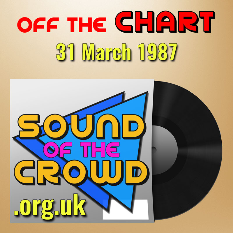 Off The Chart - 31 March 1987