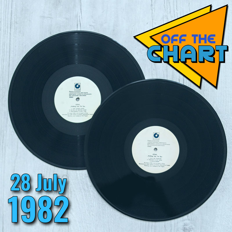 Off The Chart: 28 July 1982