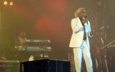 Billy Ocean at Let's Rock Scotland
