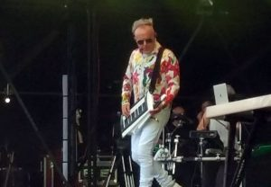 Howard Jones at Rewind Scotland 2018