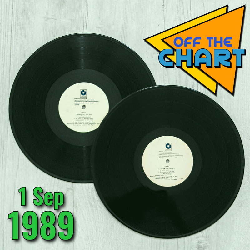 Off The Chart: 1 September 1989