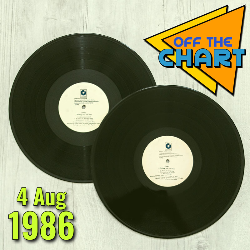 Off The Chart: 4 August 1986
