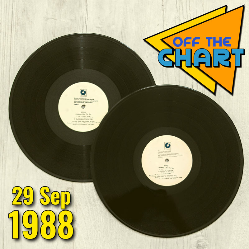 Off The Chart: 29 September 1988