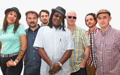 The Neville Staple Band - photo by John Coles
