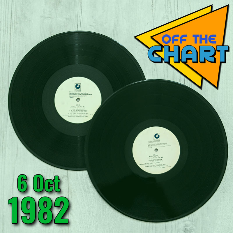 Off The Chart: 6 October 1982