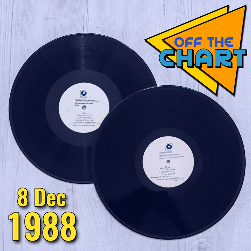 Off The Chart: 8 December 1988