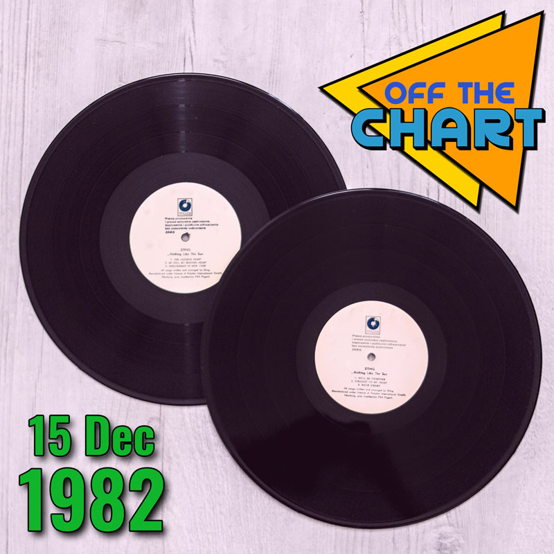 Off The Chart: 15 December 1982